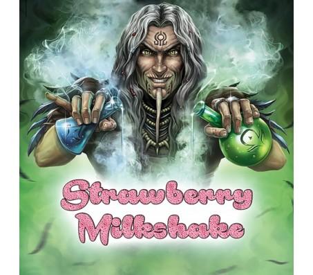 Strawberry Milkshake - Witchcraft - 10 ml