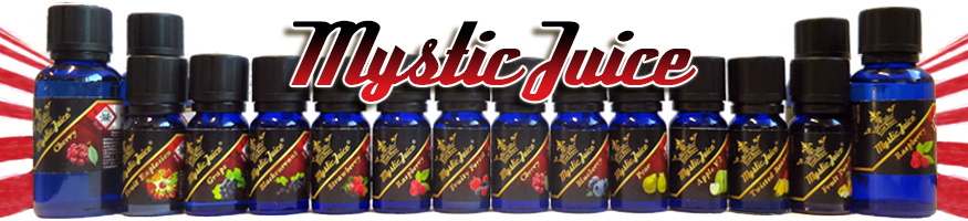 Mystic Juice Fruit Flavours