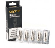 Aspire BVC Coil Head (Nautilus 2) - pack of 5