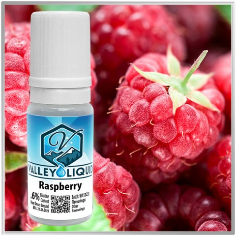 Raspberry - Valley Liquids
