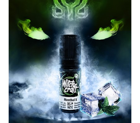 Menthol X- Witchcraft - 10 ml