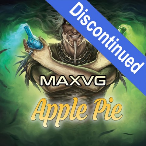 Apple Pie - Witchcraft MaxVG - 10 ml
