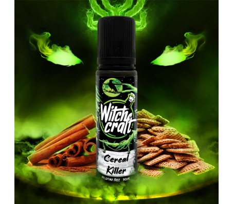 Cereal Killer - Witchcraft - 50 ml