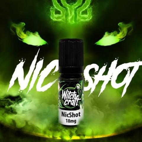 Nicotine shot - 18mg - 10 ml