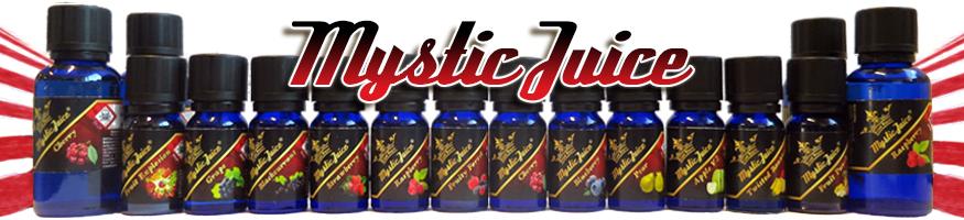 Mystic Juice Fruit Flavours